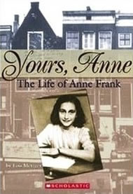Yours, Anne